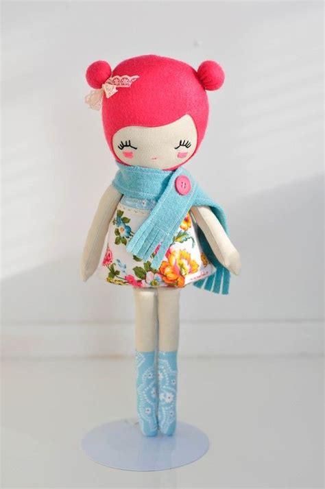 Lulu Handmade - lulu handmade plush doll softie