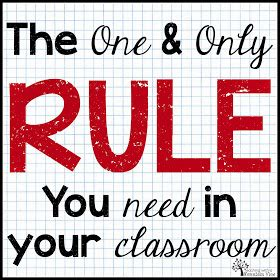 one rule teaching with a mountain view the one rule classroom