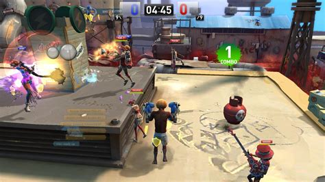 B For Buster brawl busters review pc the average gamer