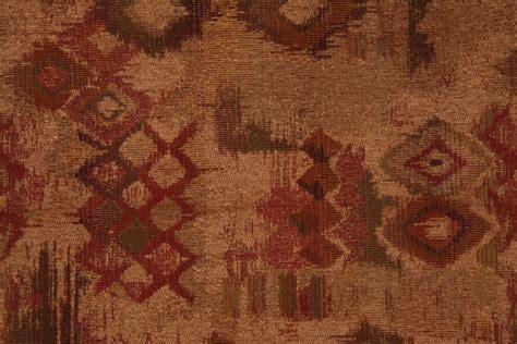 sunset upholstery sedona chenille tapestry upholstery fabric in sunset