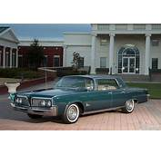 Royal Turquoise 1964 Imperial Lebaron For Sale  MCG