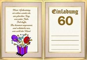In Design Vorlagen Einladung Einladung Zum 60 Geburtstag Vorlagen Kostenlos