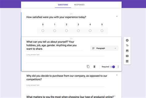 5 Free Customer Satisfaction Survey Templates Open Ended Survey Template
