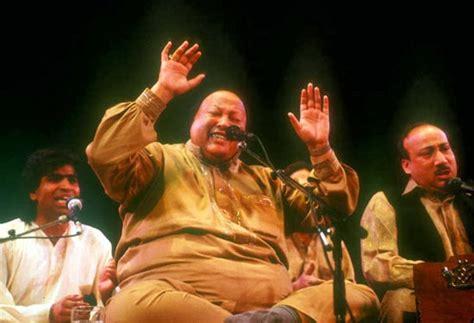 nusrat old qwali tumhe dillagi bhool lyrics ustad nusrat fateh ali khan
