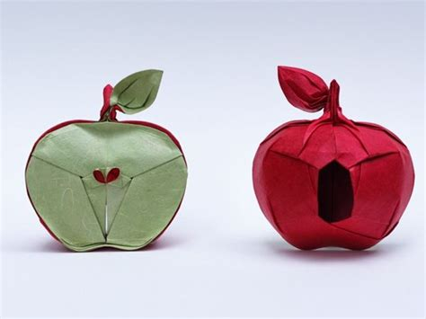 Apple Origami - 44 best images about origami on
