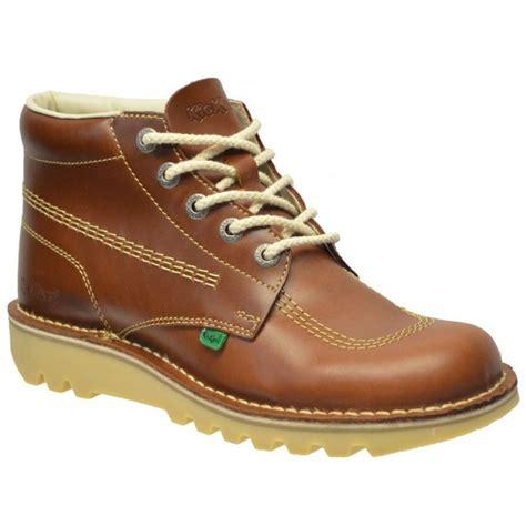 Kickers Boot Z Hitam kickers kickers kick hi m leather am a10