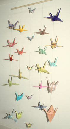 Origami Crane Mobile For Sale - 1000 images about origami cranes on origami