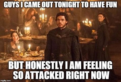 Game Of Thrones Red Wedding Meme - image tagged in red wedding game of thrones imgflip