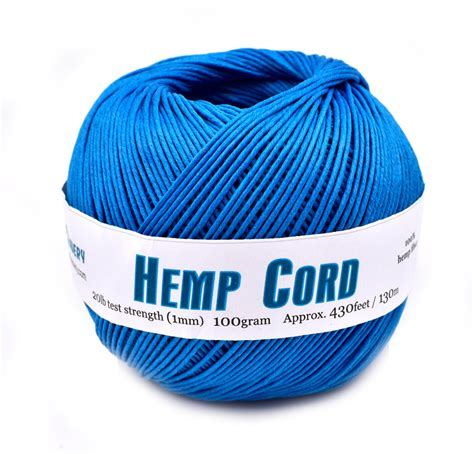 with hemp cord hemp cord 430 macrame cord colored twine by hempbeadery