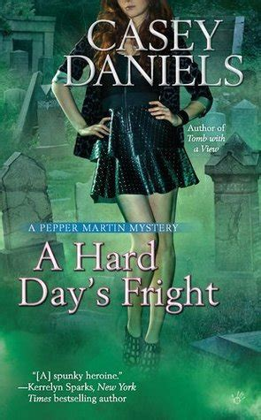 A Day S Fright a day s fright pepper martin 7 by casey