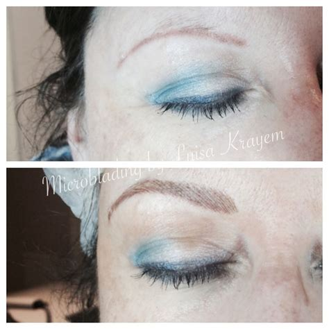 Tattoo Eyebrows Gloucestershire | microblading by luisa at cherish yesterday cover up on