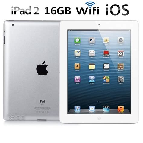 Pasaran 2 Wifi 16gb Second 9 7 quot apple 2 refurbished 2nd generation tablet 16gb