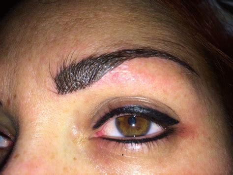 Makeup A permanente make up maggie neirynck wingene tielt bekwame behandeling