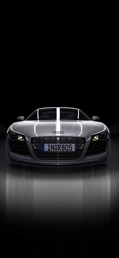 audi supercar black av50 audi supercar black illustration