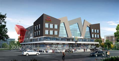 3d architectural rendering abu dhabi dubai sharjah al