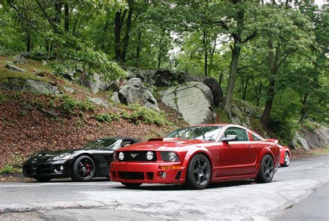 rent a roush mustang available for rent in the new york