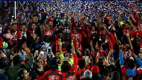 Calendario Partidos Copa America 2015 El Calendario Actualizado De Toda La Copa Am 233 Rica