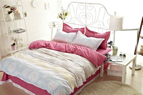 how to buy bedding 4pcs full twin size shabby chic bedding floral bedding