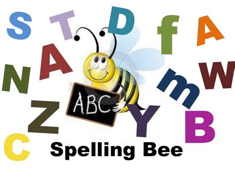 spelling bee - Giveaway Spelling