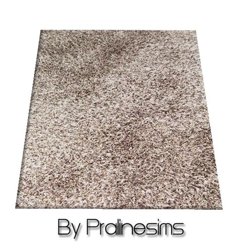 Ps Rug by Pralinesims Ps Cozy Rug Ii