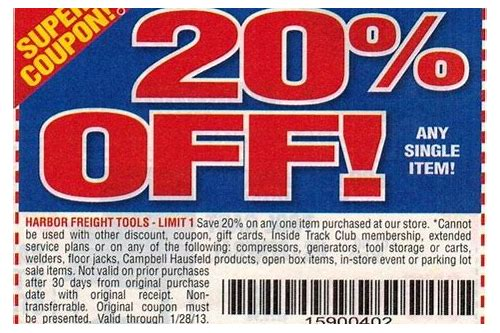 harbor freight printable coupon 2018