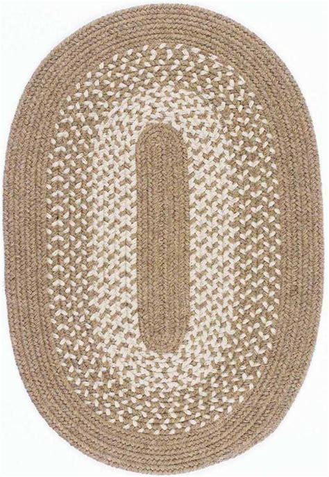 braided rugs cheap colonial mills jackson jk80 taup braided area rug
