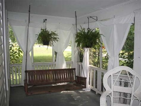 Porch Curtains Ideas Outdoor Curtains For Porch And Patio Designs 22 Summer Decorating Ideas Summer