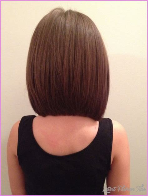 pictures of inverted bob haircuts back view inverted bob hairstyle pictures back view short