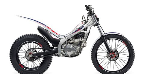 honda announces  montesa trial models dirt rider