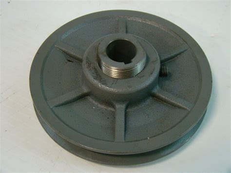 browning variable pitch v belt pulley 4 75 quot 3 4 quot bore