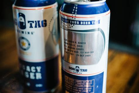tag brewing tag honors fallen soldiers food and drink daily journal