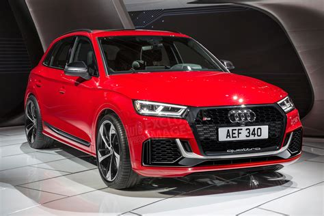 Audi Rs Q5 new audi rs q5 to raise the fast suv bar auto express