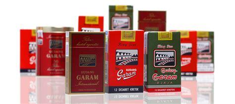 Rokok Menara Merah 1 Press pt gudang garam tbk