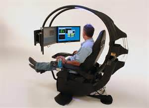 Ultimate Computer Chair by Emperor 1510 Workstation The Future Of Innovative