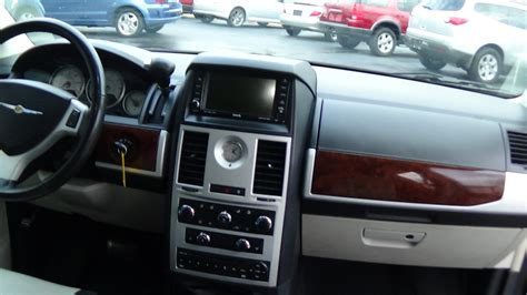 2010 Chrysler Town And Country Specs by 2011 Chrysler Town Country Review Ratings Specs Html
