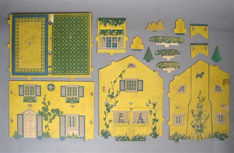 doll house pattern paper dolls house furniture baby dolls ideas