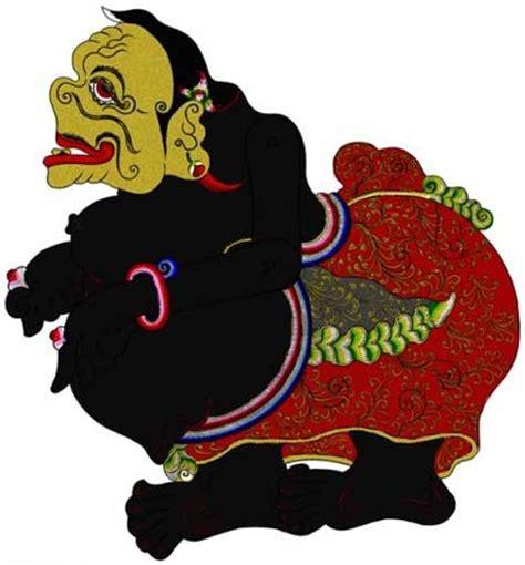 desain gambar wayang galeri wayang pitoyo com art work wayang semar