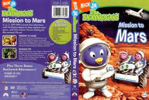 Backyardigans Mission To Mars Bo Backyardigans Mission To Mars Page 3 Pics About Space