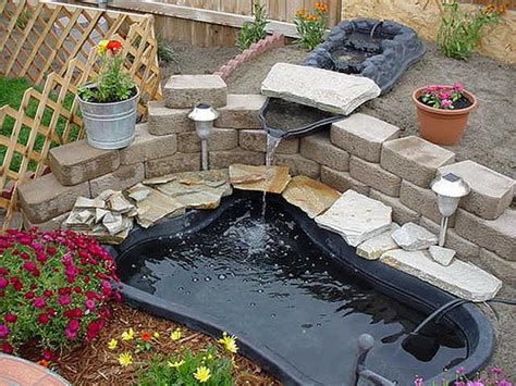 outdoor raised preformed pond liner what the advantages