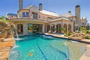 luxury house plans with pools homes chefcash biz