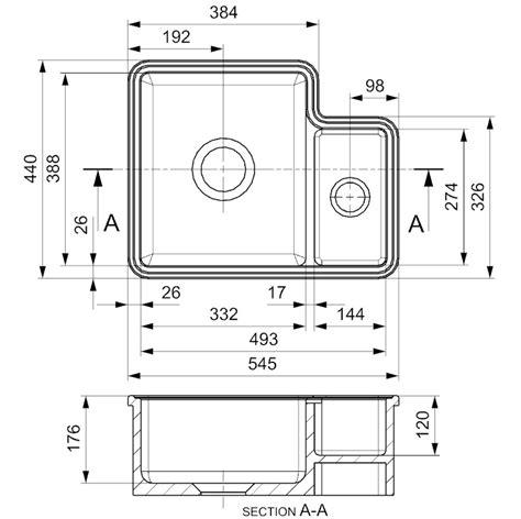 ceramic undermount kitchen sinks 1 5 reginox tuscany 1 5 bowl ceramic undermount sink worktop
