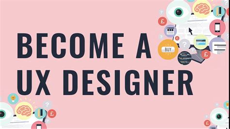 become a designer how to become a ux designer with no experience youtube