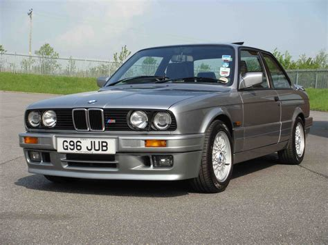 bmw 3 series 325e 1990 auto images and specification