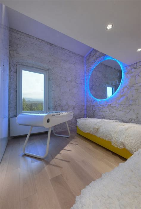 future home interior design the house with view of the future by micheli