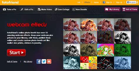 cam efectos 5 mejores sitios de efectos para webcam divertidos