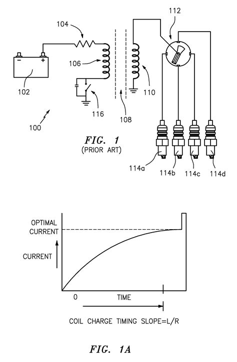 coil resistor parallel patent us8286617 dual coil ignition patents
