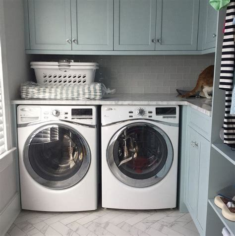 blue cabinets giggles and laundry best 25 blue laundry rooms ideas on pinterest laundry