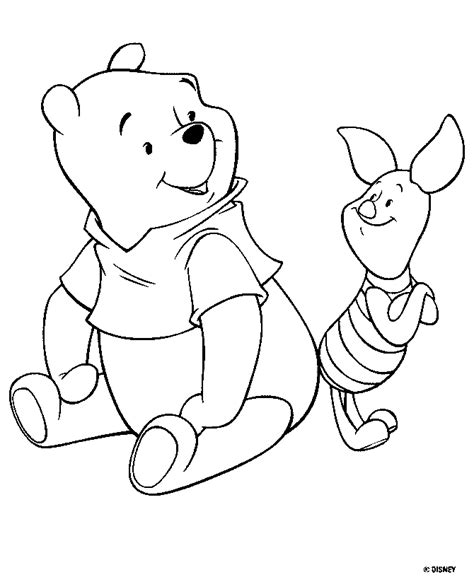 winnie the pooh characters coloring pages free coloring pages winnie the pooh coloring pages free