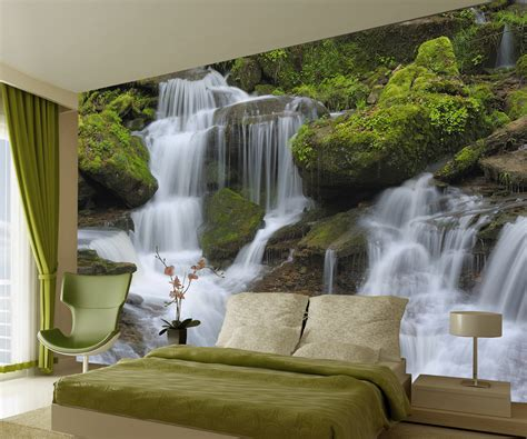 wall murals waterfall wall mural wall murals ireland