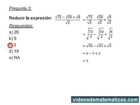 preguntas generadoras para matematicas banco de preguntas psa 2018 uagrm matem 225 ticas